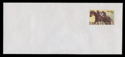 U.S. Scott # U 668/21, UPSS #3901/UNW (LOGO L) 2010 44c Seabiscuit - Mint (See Warranty)