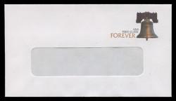 U.S. Scott # U 667/12-WINDOW, UPSS #3924/UNW (LOGO L) 2010 FOREVER (44c) Liberty Bell - Mint (See Warranty)