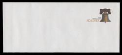 U.S. Scott # U 667/21, UPSS #3925/UNW (LOGO L) 2010 FOREVER (44c) Liberty Bell - Mint (See Warranty)