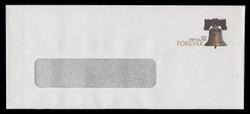 U.S. Scott # U 667/21-WINDOW, UPSS #3932/UNW (LOGO L) 2010 FOREVER (44c) Liberty Bell - Mint (See Warranty)