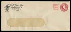 U.S. Scott # U 537b/21-WINDOW, UPSS # 3419/36 1958 2c (U429h) + 2c Washington, Die 9 - Mint (See Warranty)
