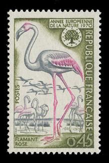 FRANCE Scott # 1269, 1970 European Nature Conservation Year