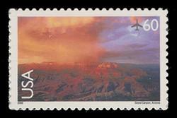U.S. Scott # C 135, 2000 60c Grand Canyon