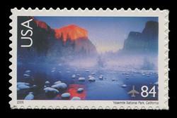 U.S. Scott # C 141, 2006 84c Yosemite National Park