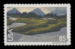 U.S. Scott # C 149, 2012 85c Glacier National Park, Montana