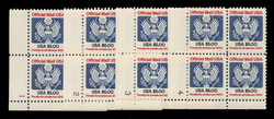 zScott # 1234 Plate Block, Plate #12345 BY POSITION (NOT AVAILABLE)