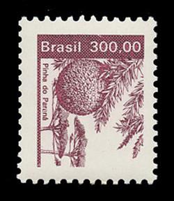 BRAZIL Scott # 1938, 1984 300cr Pinha da Parana