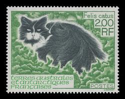 FSAT Scott # 195, 1994 Wildlife - Felis Catus