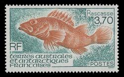 FSAT Scott # 201, 1994 Fish - Rascasse