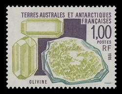 FSAT Scott # 203, 1995 Minerals - Olivine