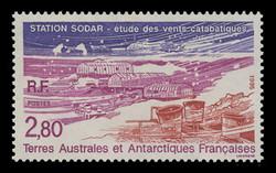 FSAT Scott # 206, 1995 SODAR Station