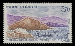 FSAT Scott # 207, 1995 Mont D'Alsace