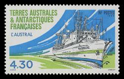 FSAT Scott # 219, 1996 Ship - Trawler, Austral