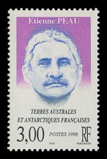 FSAT Scott # 240, 1998 Etienne Peau - Antarctic Explorer