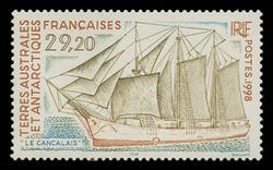 FSAT Scott # 243, 1998 Ship - Le Cancalais