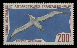 FSAT Scott # C   3, 1959 Wandering Albatross