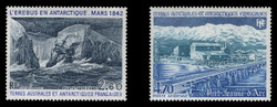 FSAT Scott # C  78-9, 1984 Ship - Erebus & Port Joan of Arc (Set of 2)