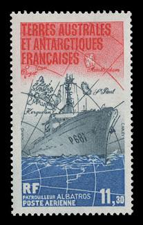FSAT Scott # C  83, 1984 Patrol Boat - Albatros