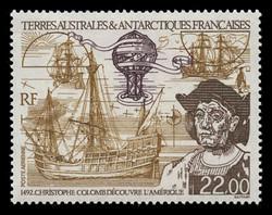 FSAT Scott # C 121, 1992 Christopher Columbus & Discovery of America