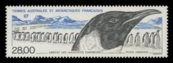 FSAT Scott # C 132, 1994 Arrival of Emperor Penguins