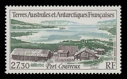 FSAT Scott # C 139, 1996 Port Couvreux
