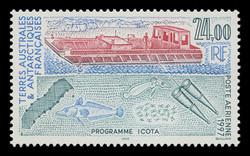 FSAT Scott # C 143, 1997 ICOTA Program