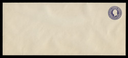 U.S. Scott # U 436/23, UPSS #2578A/43 1915-32 3c Washington, purple on white, Die 1 - Mint (See Warranty)