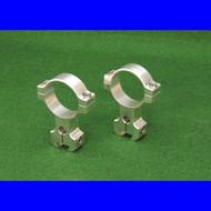 Harrells 30mm TALL Single Screw Scope Rings