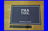"PMA Reloading Logbook Small (5.5"" x 8.5"")"
