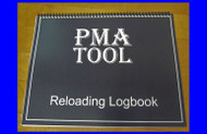 "PMA Reloading Logbook Large (8.5"" x 11"")"
