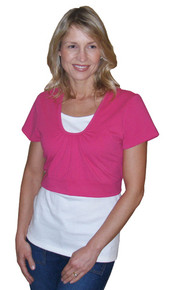 Crop Duo Nursing Top