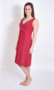 Angel Sleep Nursing Tank Nightie
