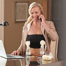 Medela Easy Expression Bustier Hands-Free Pumping Bra