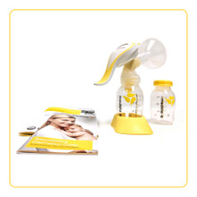 Harmony Single Breast Pump - Manual