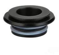 Acrylic 810-510 Drip Tip Adapter