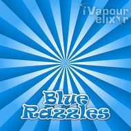 Blue Razzle Liquid