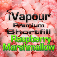 Raspberry Marshamllow 50ml Shortfill