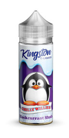 Chilly Willies Blackcurrant Slush 100ml Shortfill