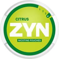 Zyn Citrus Mini Nicotine Pouches