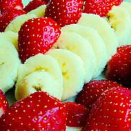 Strawberry Banana Shake Liquid
