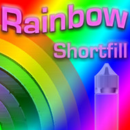 Rainbow 50ml Shortfill