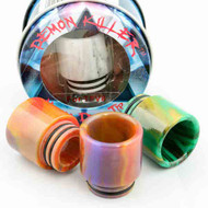 Wide Bore Resin Drip Tip for TFV8
