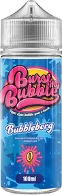 Bubbleberg 100ml Shortfill