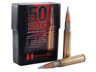Hornady Match 50 BMG 750gr  A-Max Boat Tail