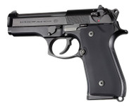 Hogue Beretta 92 Aluminum - Matte Black Anodized