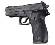 Hogue Sig Sauer P226 Rubber Panels Black