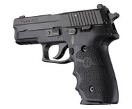 Hogue Sig Sauer P228 - P229 Rubber W/ Finger Grooves Black