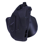 Safariland 7TS ALS CON Paddle Holster M&P 4-inch RH Black