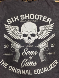 Militia Six Shooter