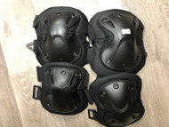 Full Set of Knee & Elbow Pads